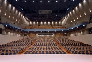 大ホール客席